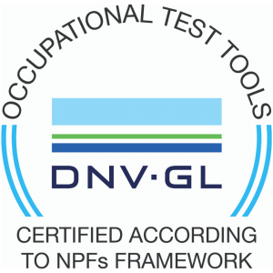 DNV GL certification - the predictive index